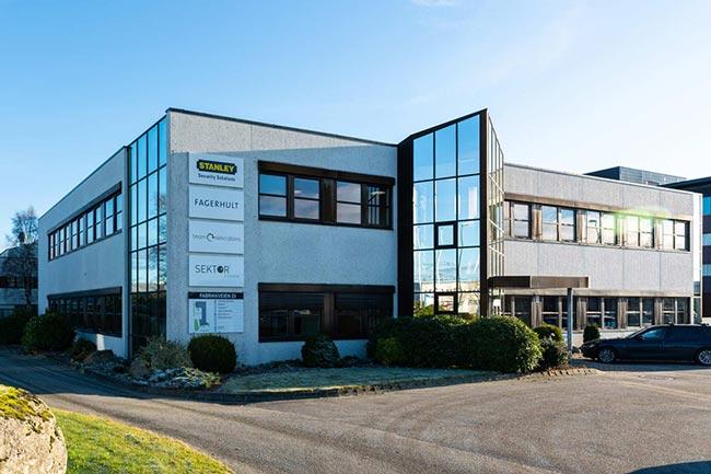Sektor Eiendom AS - Våre leietakere i Fabrikkveien 23