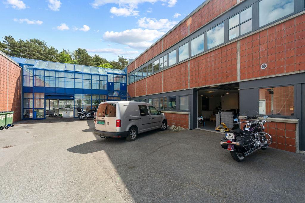 Fabrikkveien 23 på Forus - Sektor Eiendom
